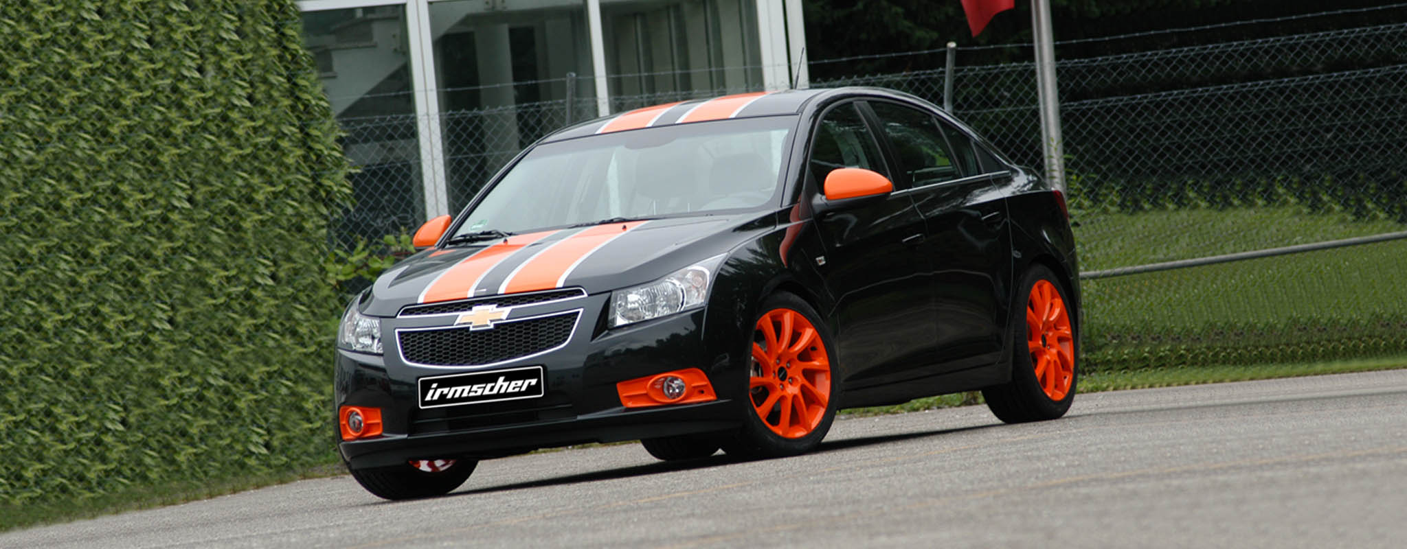 Chevrolet Cruze NB
