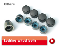 Look wheel bolts