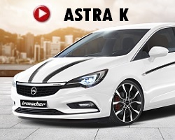 Astra K - light alloy wheel