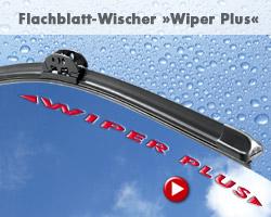 Flachblattwischer-Aktion