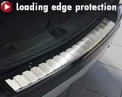 Loading edge protection