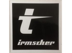 Aufkleber - 60-er Jahre i-Logo