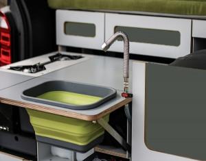 Küchenmodul
