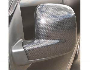 Spiegelblenden Carbon-look - bis MJ2009 - nur für RHD