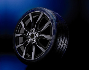 "Sommerkomplettrad-Satz High-Star Black Design 19"" inkl. TPMS"