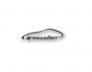 Irmscher Logo mit Silhouette