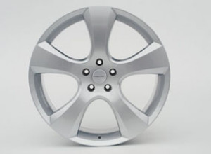 Evostar-Design, 8½  x 20 ET 40, 5-Loch
