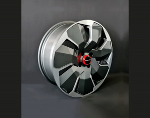 Light alloy wheels kit Cosmo-Star exclusiv Design (19 inch)