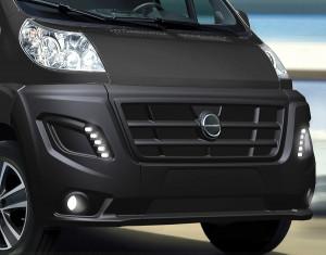 Front bumper (incl. daylight / fog light)