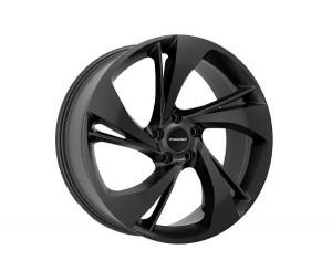 Light alloy wheels kit in Heli-Star Design Black (18 inch)