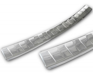 Loading edge protection (stainless-steel) MY 2008-2012
