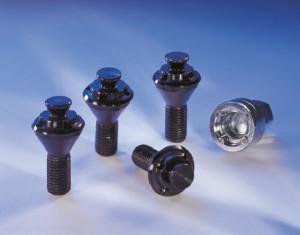 Locking wheel bolts (24 mm)