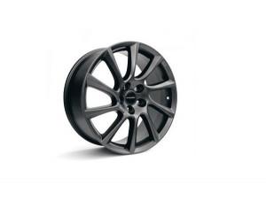"Set of alloy rims Turbo-Star Black Design 18"""