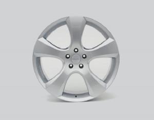 Light alloy wheels kit in Evo Star design (20 inch)