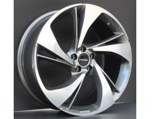 Light alloy wheels kit in Heli-Star Exclusiv Design (18 inch)