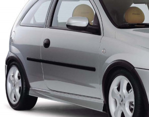 Side sills (only for Sport and GSi)
