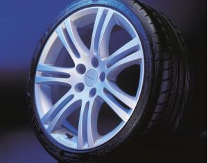 Wheel kit Stila design (16 inch) incl. TPMS with winter tire