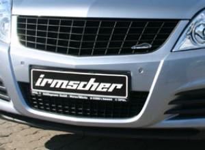 Rejilla de radiador Irmscher