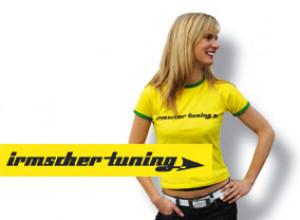 Irmscher Retro Shirt, Damen S