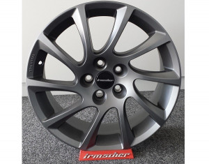 LM-Felgensatz Turbo-Star Black Design 18""
