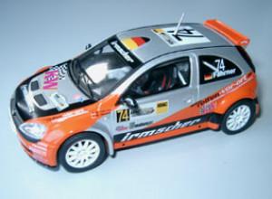 Rallye-Corsa 2007