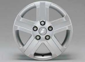Light alloy wheels kit in Nova design (16 inch)