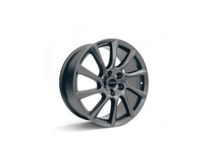 Light alloy wheels kit in Turbo Star design (18 inch)