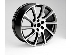 Light alloy wheels kit in Turbo Star design (20 inch)