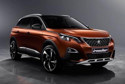 Irmscher Peugeot 3008 Customization Program